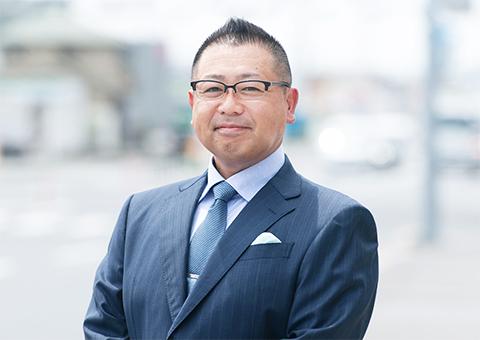 代表取締役 田伏弘典の写真